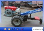 Câble simple de tracteur de cabestan de moteur diesel tirant le treuil 37M/minute