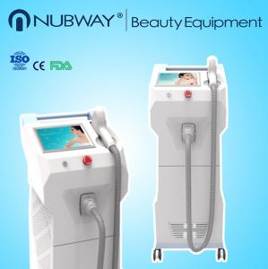 China Medical CE approved 808nm Diode Laser Hair Removal Machines For Back / Beard Hair on sale