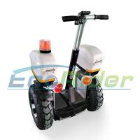China EcoRider electric scooter patrol model segway scooter with double battery 1266Wh 72V on sale