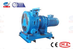 China Mud Slurry Water Industrial Hose Pump Building Foundation Grouting Pump on sale