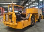 Energy-saving 20T centrally articulated underground mine diesel dump truck RT-20 for sale