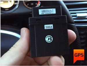 quality tk306a obd ii gps tracker car tracking device no monthly fee one year warranty for