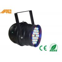China 108W RGB Stage Lighting LED Par Can Lights Par 64 Cans with Aluminum Alloy on sale