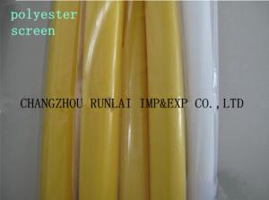 China Textile Machinery Polyester Screens for Silk Printing , flatbed textiles on sale