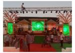 PH 10 Outdoor LED Screen Rental Advertising with Video Processor Control