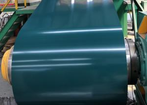 China Ral 9002 Ral 9003 Color Coated Steel Coil DX51D SGCC For Warehouse Outdoors on sale