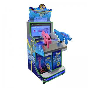 Quality 22 LCD Paradise Shooting Game Machine , TWO Player Arcade Amusement Machines for sale
