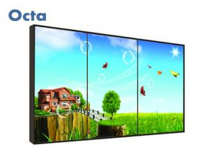 China Narrow Bezel LCD Video Wall 3x3 55 Inch Samsang HD LCD Video Monitor on sale