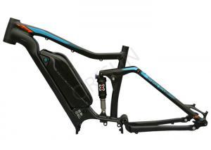 China 27.5er Electric Full Suspension Bike Frame Aluminum Am/Enduro Bafang 1000w Ebike on sale