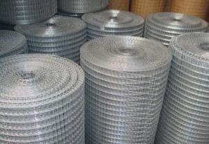 China Durable Concrete Reinforcing Mesh , Welded Metal Mesh Panels 0.5-8mm Wire Gauge on sale