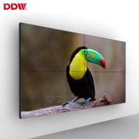 Commercial Narrow Bezel Video Wall , LG Panel Wall Mounted Multiple TV Video Wall