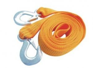 China WOVEN TOWING BELT,NYLON+METAL,CAPACITY:3 TONS,C'HOOK,SPEC:46MM*4M on sale