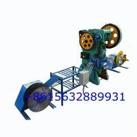 BTO22  razor blade wire machine /razor blade barbed wire making machine/CBT65 razor wire fence machine