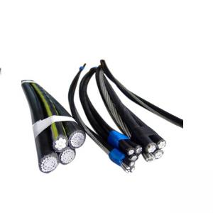 China Power Transmission XLPE Insulated Cable Light Weight With Longer Spans on sale