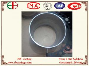 China EB13025 Centricast Tube Parts with Excellent Purity of Molten Metal & Higher Production supplier