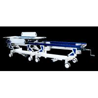 Reliable Medical Patient Transfer Trolley Equipment With Guiding Function
