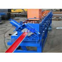 Hydraulic Multi Model Door Frame Roll Forming Machine 0.6-1.2 mm Plate Thickness