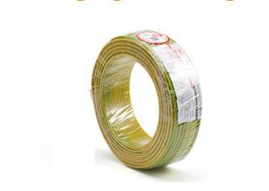 China 450/750 V Electrical wire Copper conductor solid or stranded electrical cable for house wiring on sale