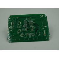 4 Layer PCB Printed Circuit board with IC BGA Gold Finish FR4 Board