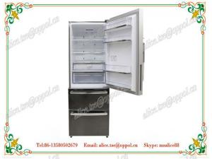 China OP-912 Single-temperature 304 Stainless steel 201 Customize Accept Upright Refrigerator on sale