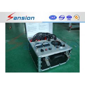 China 60kV Intelligent Power Cable Testing Equipment Generator Supply SXDL-330H on sale