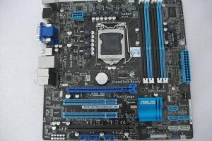 China Asus P8H67-M PRO/CG8350/DP-MB motherboard for asus desktop motherboard DDR3 intel cpu LGA 1155 on sale