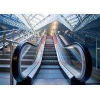Economical Safe Type Indoor Escalator exporter speed 0.5m/s low noise