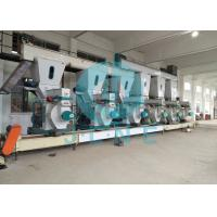 Fully Automatic Wood Pellet Production Line / Sawdust Pellet Production Line