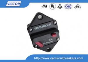 China 30V / 42VDC Marine Bussmann Circuit Breaker , Single Pole Thermal Type Breakers on sale