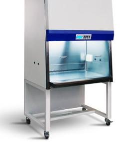 China Class II Ductless Laboratory Fume Hood 780*1200*595mm Or Customized Size on sale