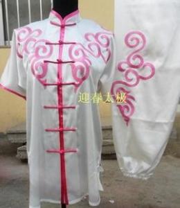 China short sleeve women kungfu suit on sale