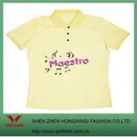 Yellow Sweet T Shirt For Women