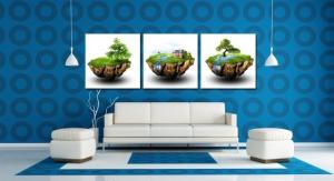 China Famous painting custom canvas printing service for decoration on sale