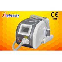 China 1064nm Q-Switch Nd Yag Laser Tattoo Removal Machine  /  acne scar removal equipment on sale