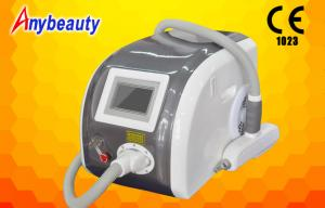 China Q-Switch Nd Yag Laser Tattoo Removal Machine  /  acne scar removal equipment on sale