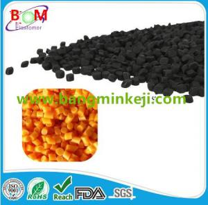 China Extrusion TPE TPR TPV thermoplastic elastomer material rubber plastic raw material on sale