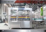 High Speed Rotary Ice Tea Hot Filling Machine Soda Beer Bottling Equipment Semi Automatic