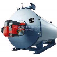 3500kw Thermal Oil Boiler Medium Oil Thermal Fluid Heater With Oil Fired Burner