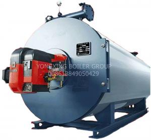 China 3500kw Thermal Oil Boiler Medium Oil Thermal Fluid Heater With Oil Fired Burner on sale