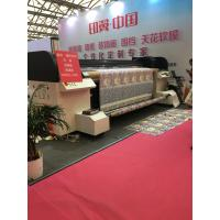 Onyx Software Digital Fabric Printing Machine with 2 Kyocera heads  high speed and resolution