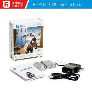 China Door lock SIM RF-V11 GSM GPRS Real-time Tracker Vehicle Alarm GSM/AGPS tracker all global GSM network can be used on sale