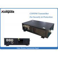 Video & Data Digital COFDM HD Transmitter /  Remote Video Transmitter 1080P