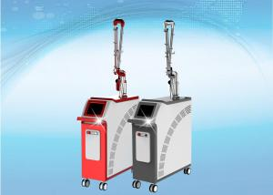 China 1064nm 532nm Q Switch Nd Yag Laser For Tattoo Rmoval and Skin Rejuvenation With 1320nm Black Doll on sale