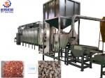 Automatic Almond Blanching Machine 99% Peeling Rate For blanched Peanut Kernel