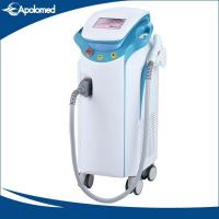China 800W High Power Apolomed Diode Laser Hair Removal Machine with 12x20mm spot size on sale
