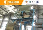 熱絶縁材の壁パネル機械健全な絶縁材のパネルの生産ライン