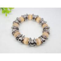 China Customized Pink Opal Charm Bracelets 1430020 on sale