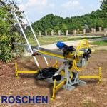 Portable 100 Meters Core Drilling Rig For Hydraulic Core Drilling 120 Meters Depth