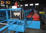 Cold Roll Forming Machine Gearbox Transmission with Hydraulic Cutting and PLC Control System