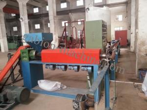 China Hot Galvanized Iron Wire PVC Coated Machine for Hexagonal Wire Netting on sale